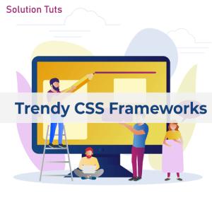 Top 5 CSS frameworks