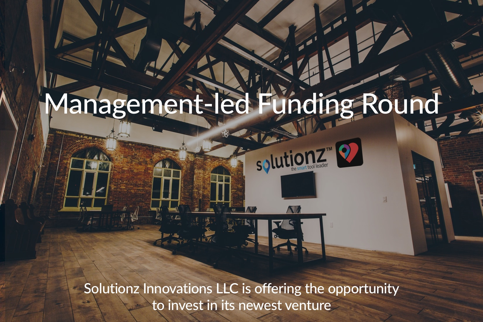 Management-led Funding Round