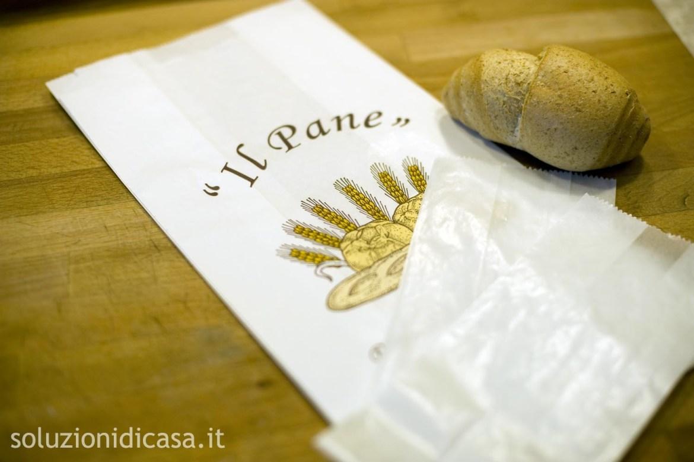 Riutilizzare i sacchetti del pane
