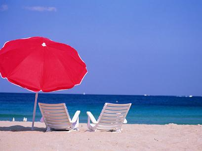 La giusta attrezzatura da spiaggia