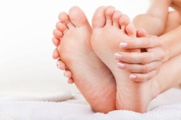 Come prevenire funghi e verruche ai piedi