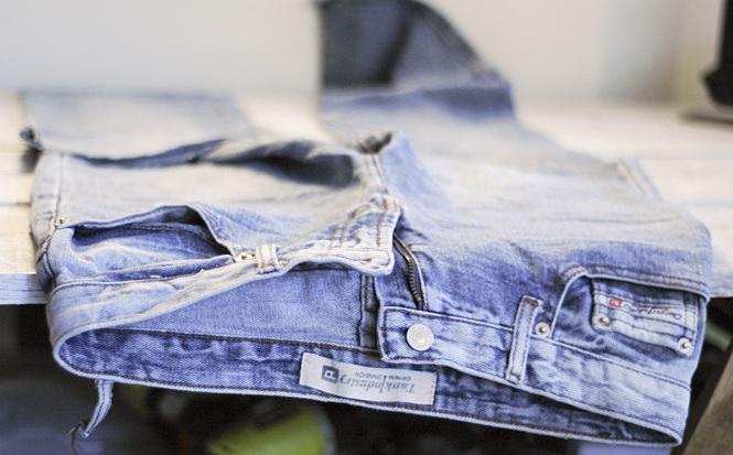 Come rinnovare un paio di jeans