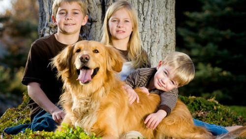 cane più adatto per i bambini
