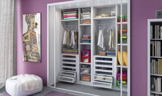 Come organizzare l'armadio: 10 accessori per sistemarlo