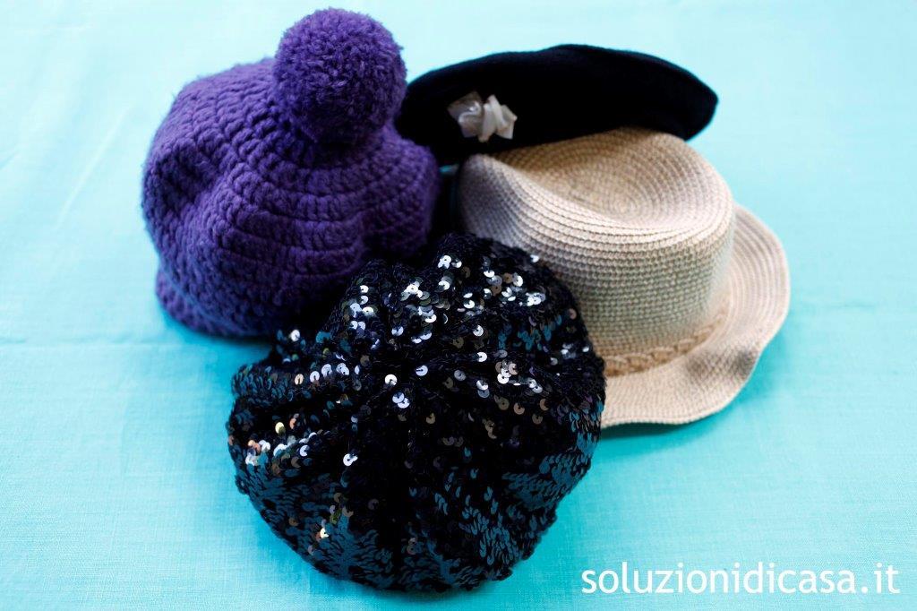 salvare nuovo massimo ultima selezione del 2019 Come pulire i cappelli - Soluzioni di Casa