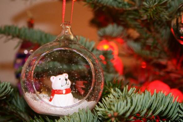 come pulire addobbi e albero di Natale