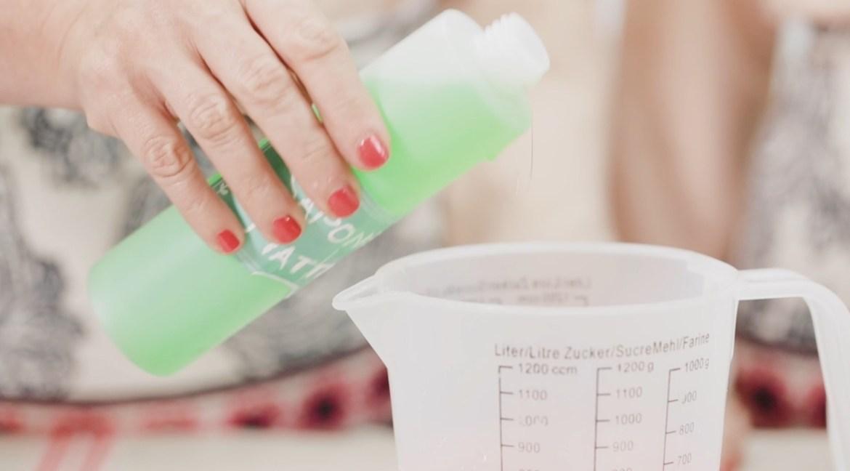 Sapone liquido per i piatti