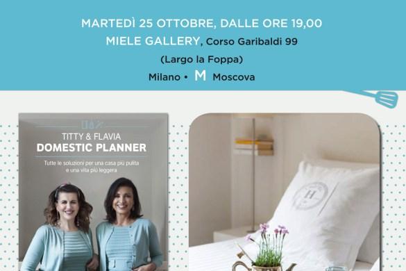 Titty&Flavia-INVITO PRESENTAZIONE LIBRO DOMESTIC PLANNER