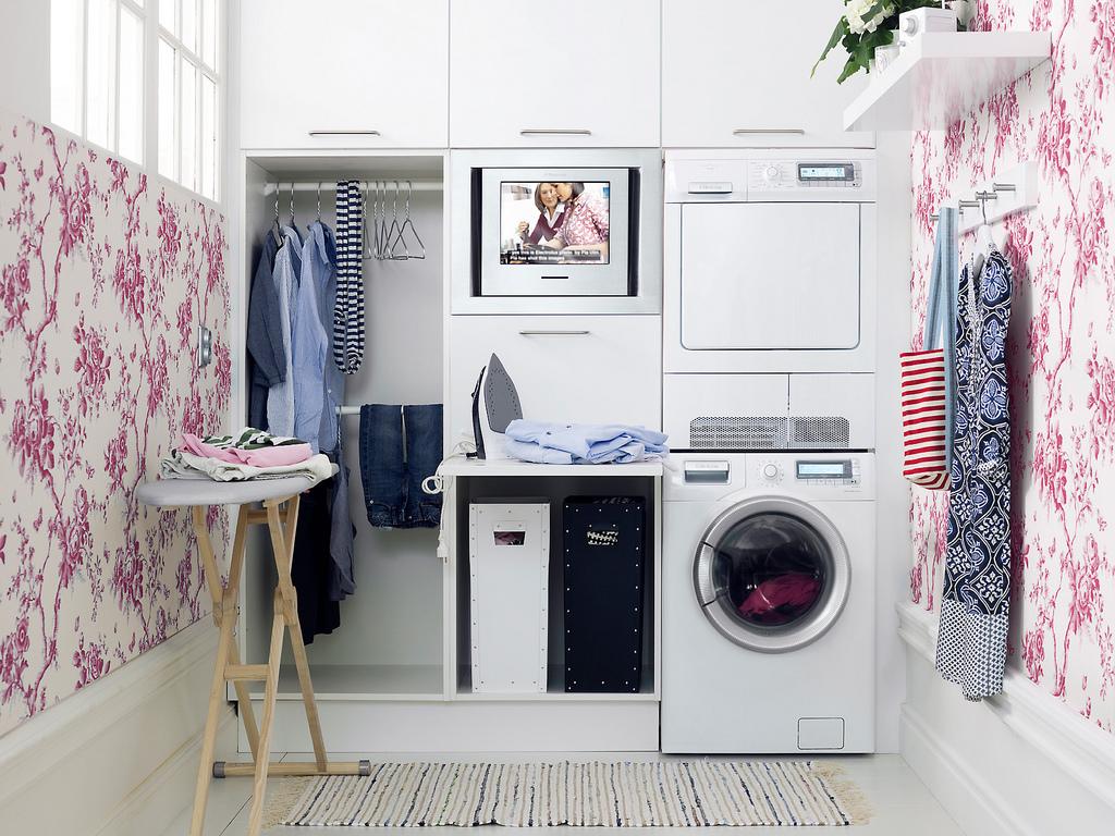 Trasformare Lavanderia In Bagno : Idee per organizzare la lavanderia soluzioni di casa