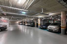 Protezione dal fuoco area parcheggio interrato