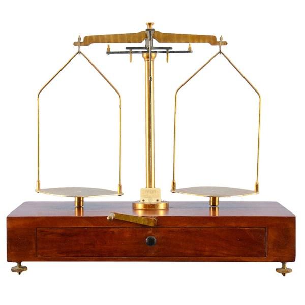 Balance Scale by Seederer & Kohlbusch