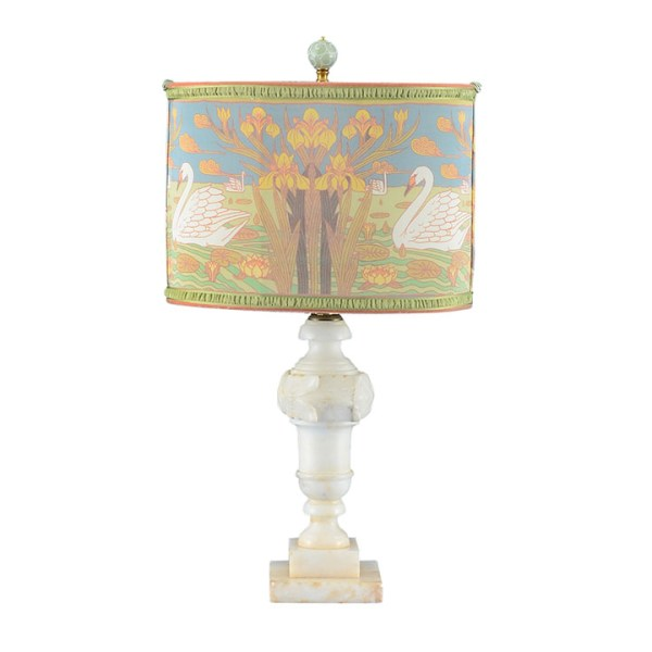 Table Lamp Printed by Peter Mounier