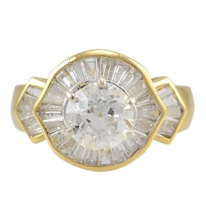 2.36 CTW Diamond Ring