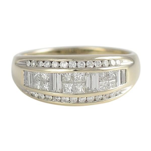 1.26 CTW Diamond Ring