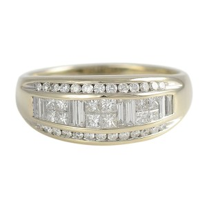 1.26 CTW Diamond Ring