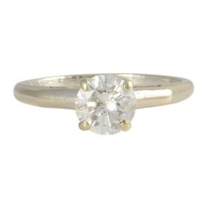 1.08 Carat Diamond Solitaire Engagement Ring