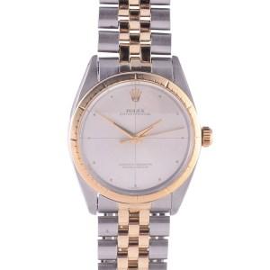 Rolex watch with original certificate