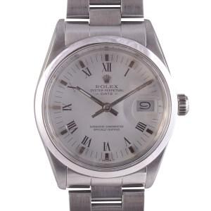 Rolex oyster bracelet watch