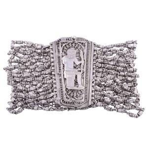 Egyptian motif bracelet