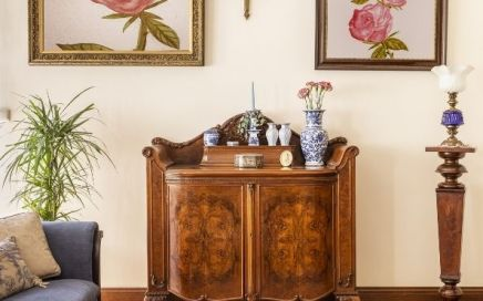 Tips for Displaying Antique Art in Your Home