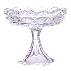 Cut Crystal Compote