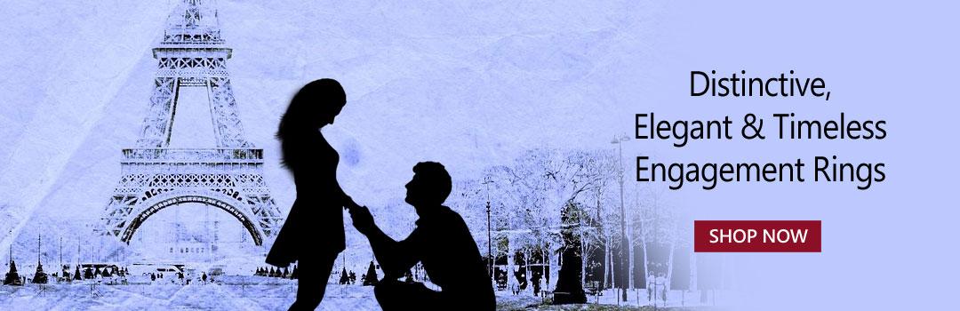 Distinctive, Elegant & Timeless Engagement Rings
