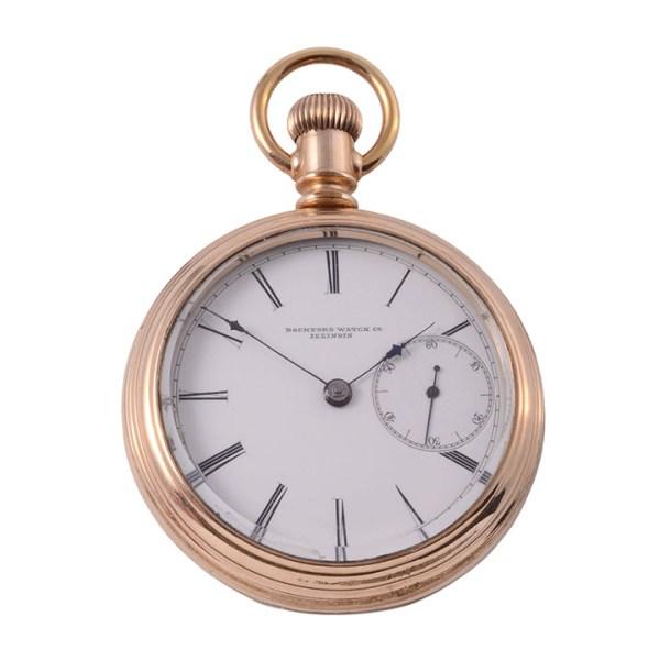 Rockford rare pocket watch