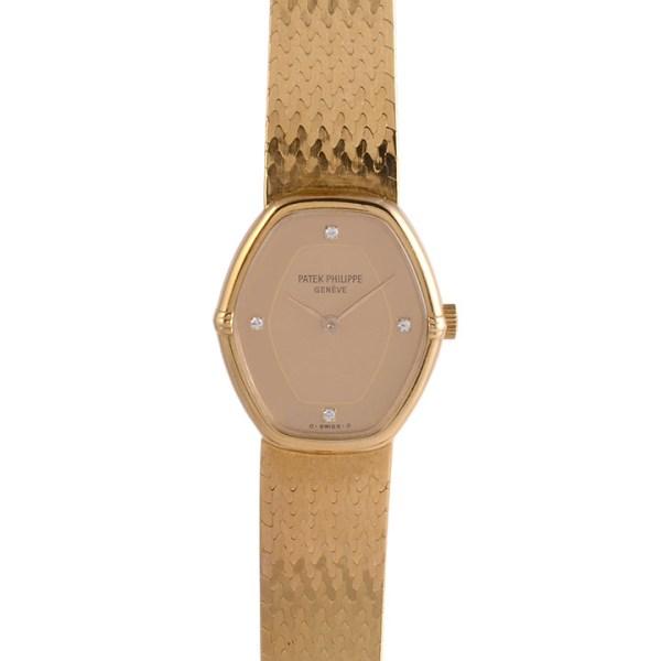 Patek Philippe 18K Ladies Wrist Watch
