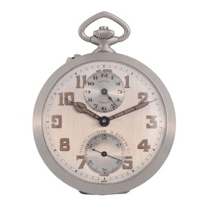 alarm pocket watch