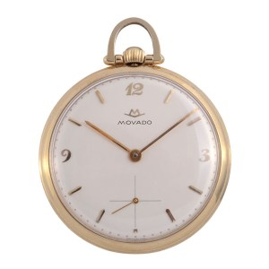 Movado pocket watch