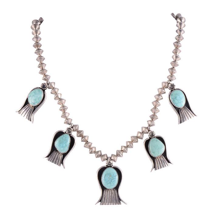 B Begay necklace