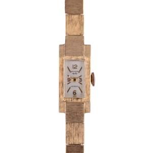 Wakmann 14K wrist watch