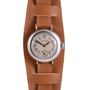 Illinois Sportsman wrist watch