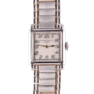 Patek Philippe Very Rare 18K Mens Wrist Watch