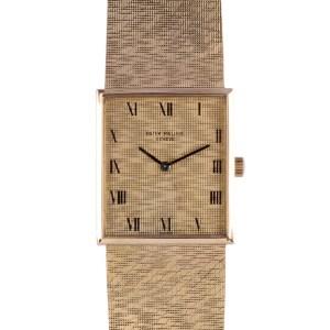 Patek Philippe 18K Rare Wrist Watch