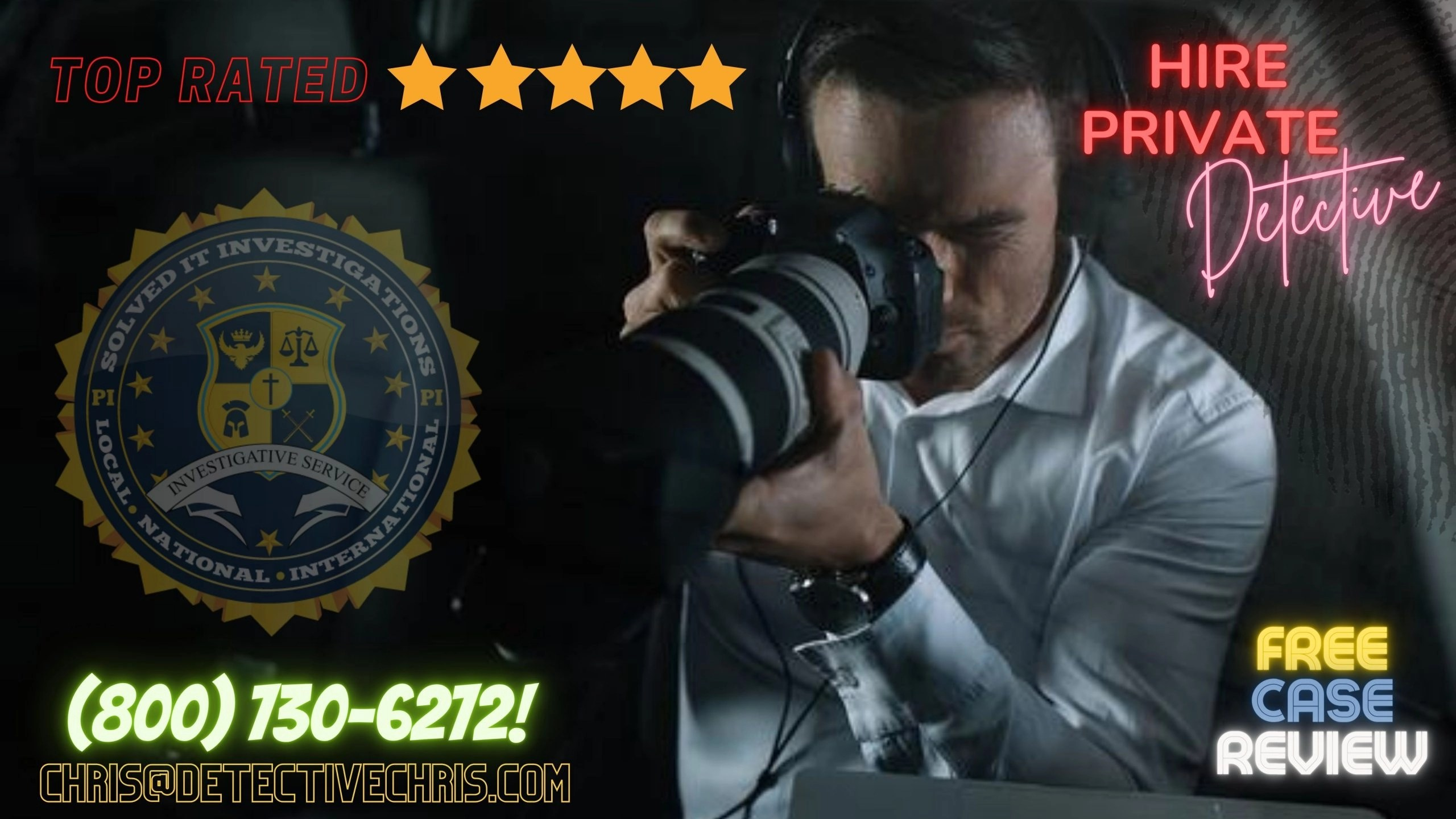 detective chris