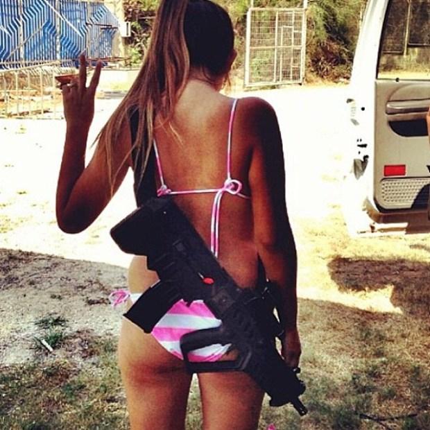 Israeli Soldier Girl Pic (132)
