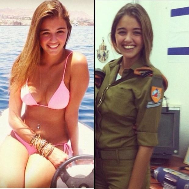 Israeli Soldier Girl Pic (139)