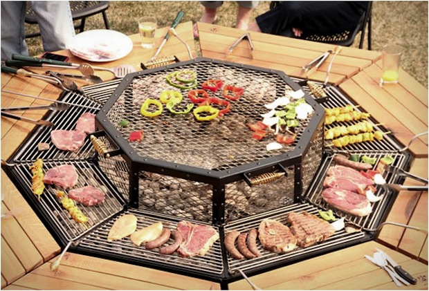 grill de table électrique