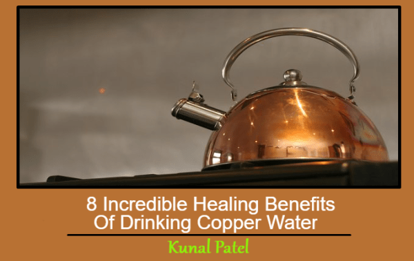 8 Incredible Healing Benefits Of Drinking Copper Water