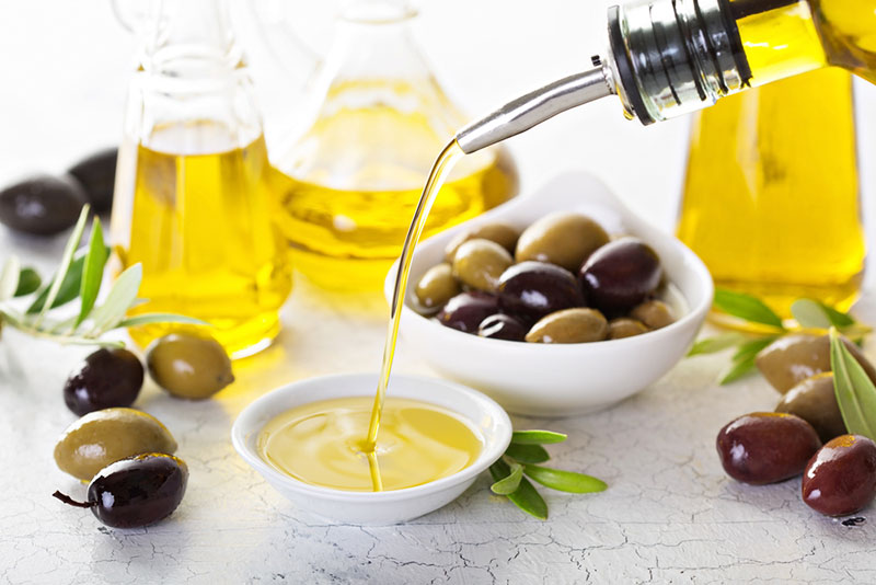 A Delicious Companion To Good Health: The Olive Oil Story