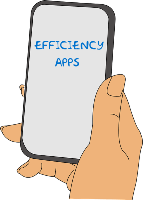 apps to make you more efficient