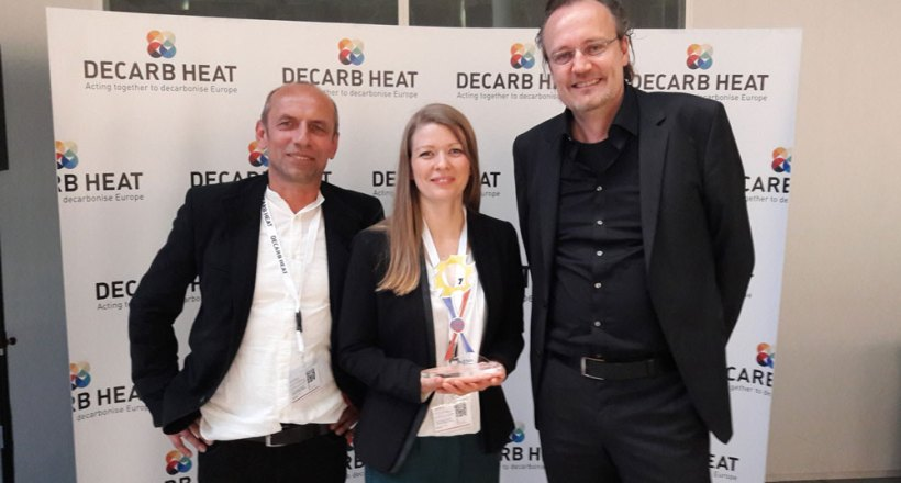 Solvis-Partner gewinnen HeatPump City Award