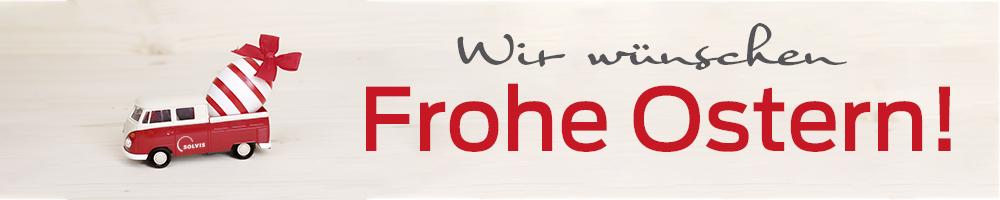Solvis GmbH wünscht frohe Ostern