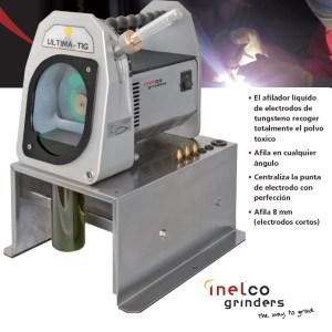 Afilado seguro electrodos TIG