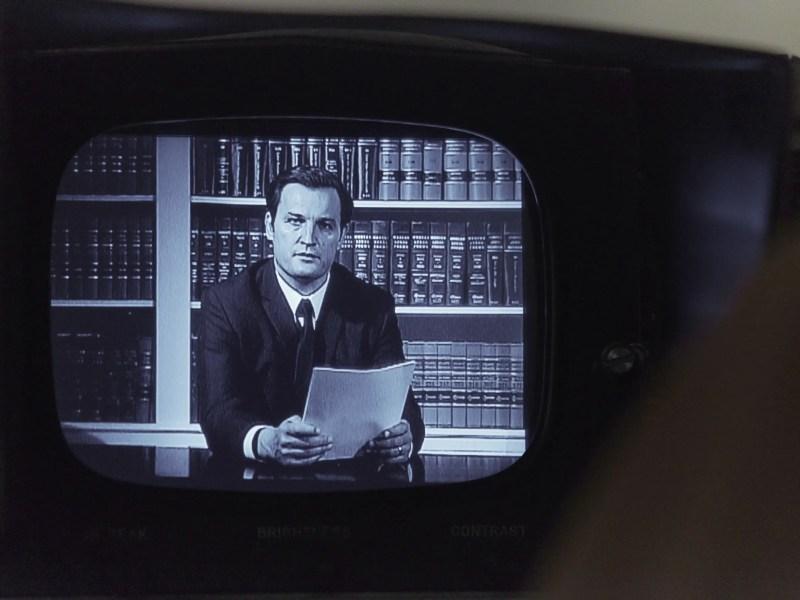Jason Clarke stars as Ted Kennedy in director John Curran's CHAPPAQUIDDICK.