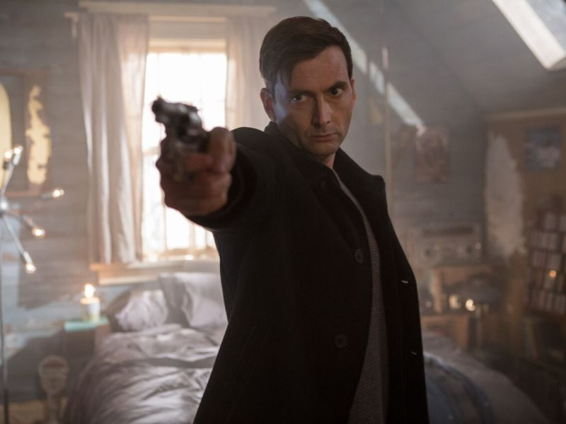 David Tennant stars in Bad Samaritan.