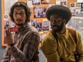 Adam Driver stars as Flip Zimmerman and John David Washington as Ron Stallworth in Spike Lee's BlacKkKLansman, a Focus Features release.