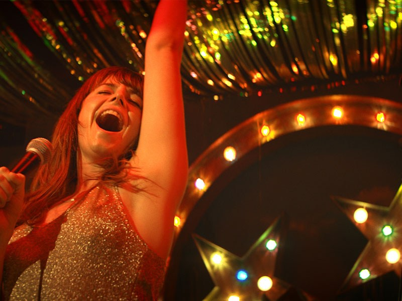 Jessie Buckley in Wild Rose.