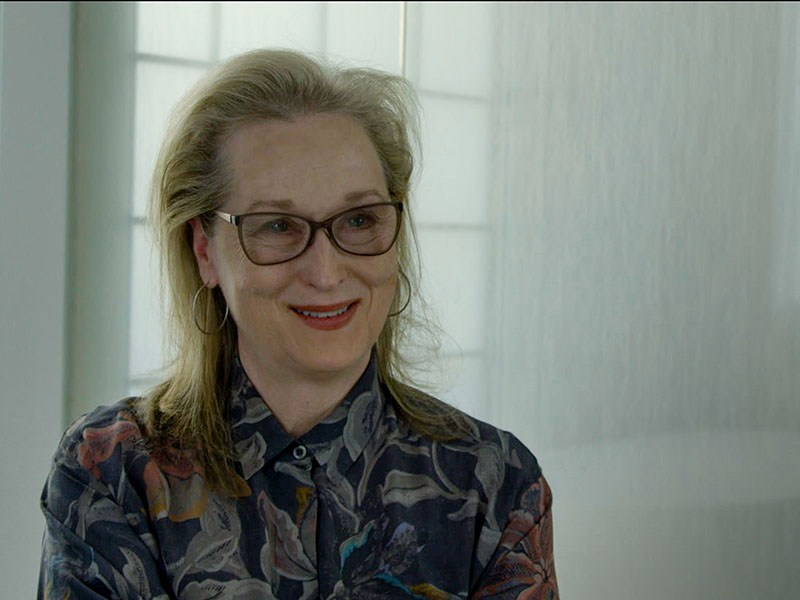 Meryl Streep in This Changes Everything.